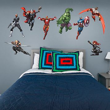 Avengers Assemble Collection Wall Decal by Fathead
