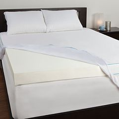 Sealy 4-inch Memory Foam Mattress Topper