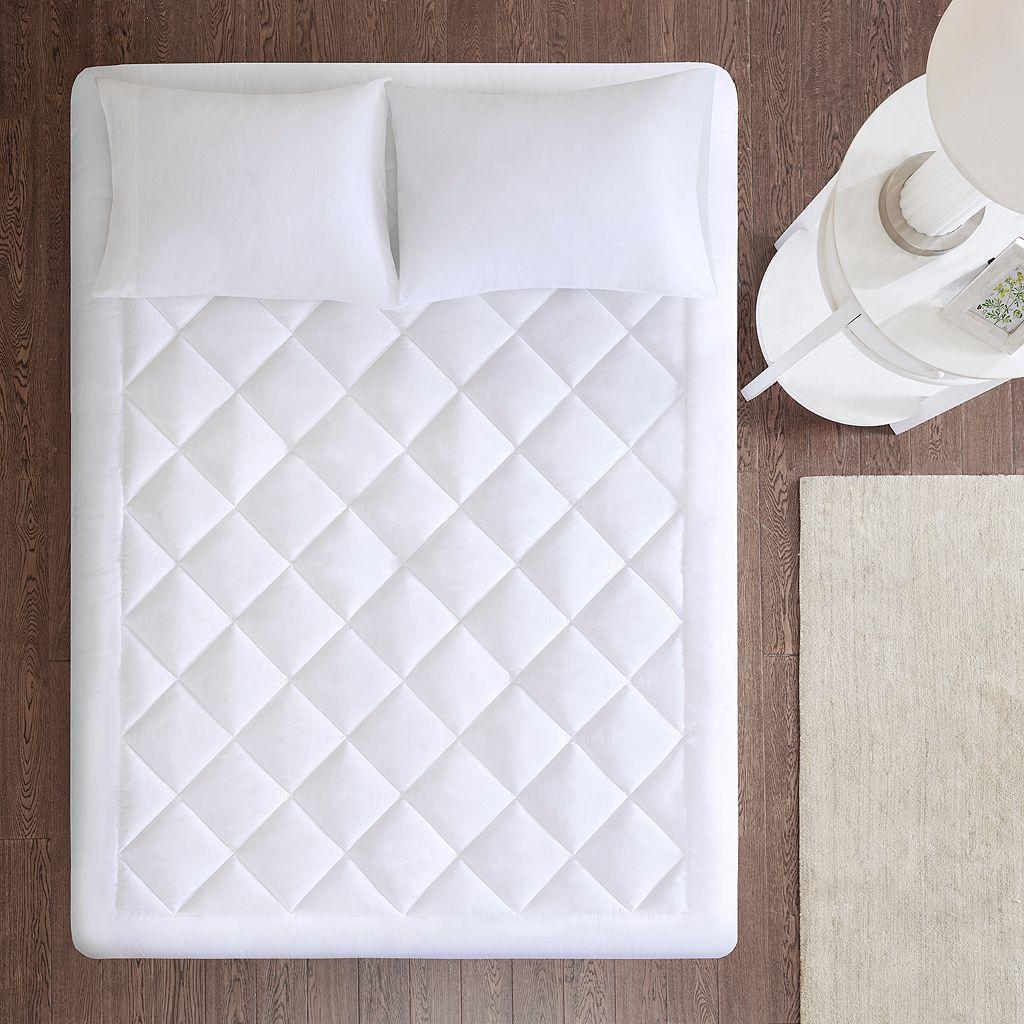 Sleep Philosophy 3M Scotchgard Protector Waterproof Deep-Pocket Mattress Pad