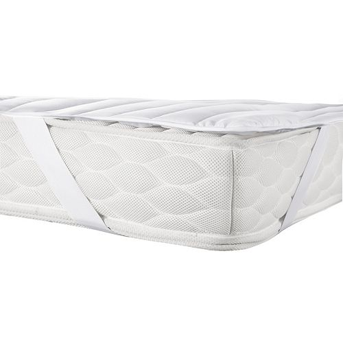 Madison Park Essentials Waterproof Microfiber Sofa Bed Mattress Pad