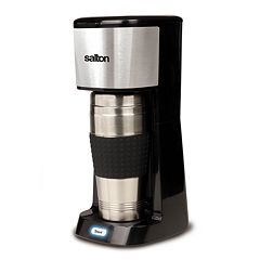 Salton Single-Serve Travel Coffee Maker