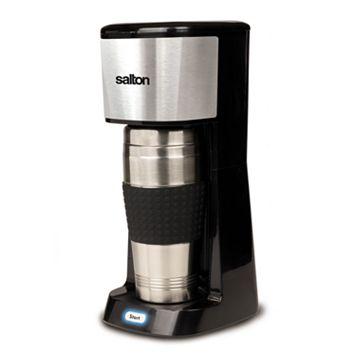 Salton Single-Serve Travel Coffee Maker
