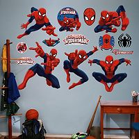 Marvel Ultimate Spider-Man Collection Wall Decal by Fathead