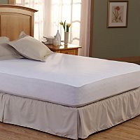 Spring Air® Bed Armor® Deep-Pocket Mattress Protector