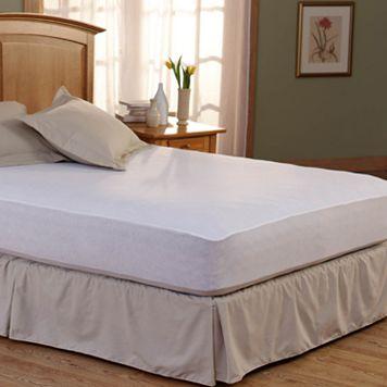 Spring Air® Bed Armor® Deep-Pocket Mattress Protector