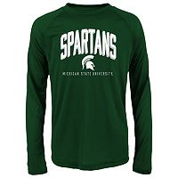 Boys 8-20 Michigan State Spartans Arch Tee