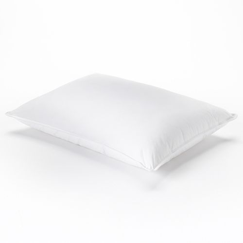 Spring Air Dream Form 300-Thread Count Down-Alternative Pillow