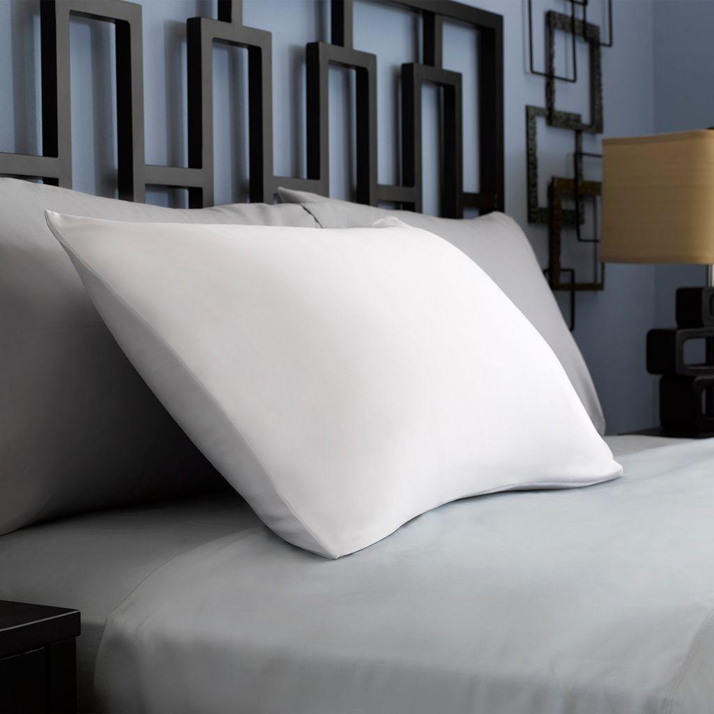 Spring Air Dream Form 300-Thread Count Down-Alternative Pillow