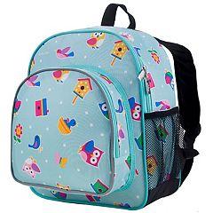 Wildkin Olive Kids Birdie Pack 'n Snack Backpack - Kids