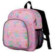 Kids Wildkin Olive Fairy Princess Pack 'n Snack Backpack