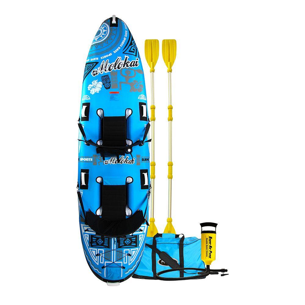 RAVE Sports Molokai Inflatable 2-Person Kayak