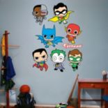 DC Comics Kids Collection Wall Decal by Fathead