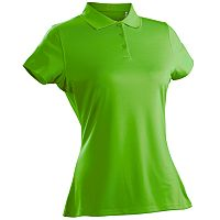 Nancy Lopez Luster Golf Polo - Women's