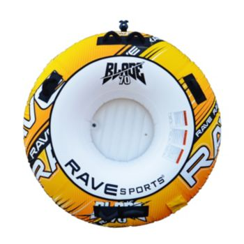 RAVE Sports Blade 70-inch 2-Person Towable Tube