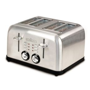 Salton 4-Slice Toaster