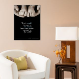 "Art.com ""One Person"" Wall Art"