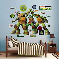 Teenage Mutant Ninja Turtles High Five Wall Decals by Fathead