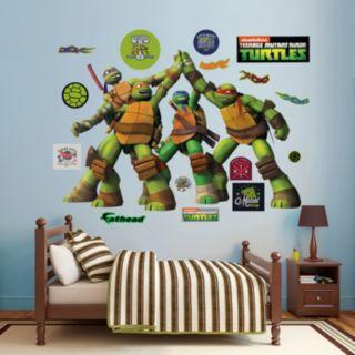 Teenage Mutant Ninja Turtles High Five Wall Decals by Fathead