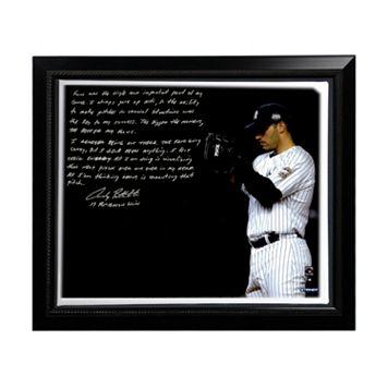 Steiner Sports New York Yankees Andy Pettitte Postseason Focus Facsimile 22