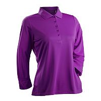 Nancy Lopez Luster Golf Top - Women's
