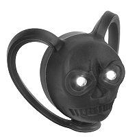 Ventura Mini Flashing Skull Bike Light
