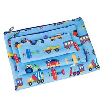 Wildkin Olive Kids Trains, Planes & Trucks 3-pc. Organizer - Kids