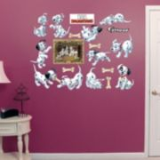 Disney's 101 Dalmatians Puppy Collection Wall Decals by Fathead