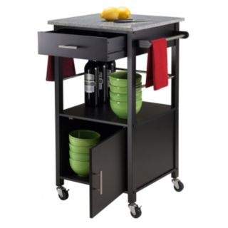 Winsome Davenport Kitchen Cart