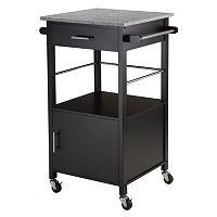 Winsome Davenport Kitchen Cart