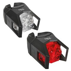 M-Wave Hunter Series Front & Rear Lights