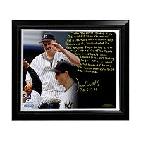 Steiner Sports New York Yankees David Wells Perfect Game Facsimile 22