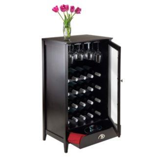 Winsome Bordeaux 20-Bottle Wine Cabinet