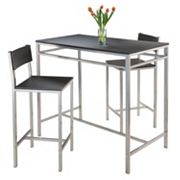 Winsome 3 pc Hanley Dining Set