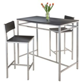 Winsome 3-piece Hanley Dining Set