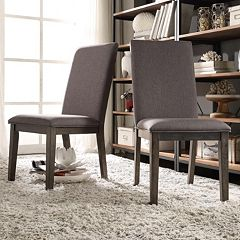 HomeVance 2 pc Colton Dining Chair Set
