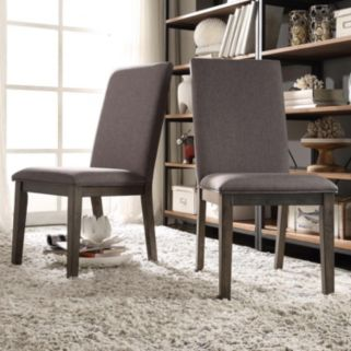 HomeVance 2-piece Colton Dining Chair Set