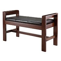 Winsome Thomas Bench With Cushion