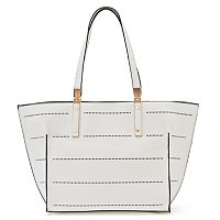 Mellow World Bridgett Laser-Cut Tote