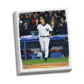"Steiner Sports New York Yankees Joe Torre 22"" x 26"" Stretched Canvas"
