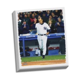 "Steiner Sports New York Yankees Joe Torre 22"" x 26"" Stretched Canvas"