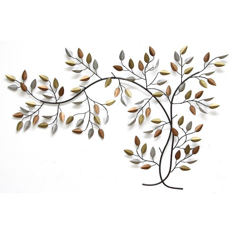 Stratton Home Decor Tree Branch Wall Decor, Multicolor