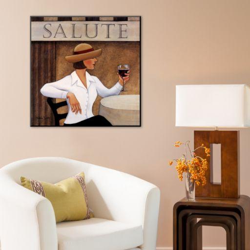 "Art.com ""Salute I"" Wall Art"