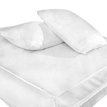 Permashield™ Waterproof Basic Mattress & Pillow Protector Set