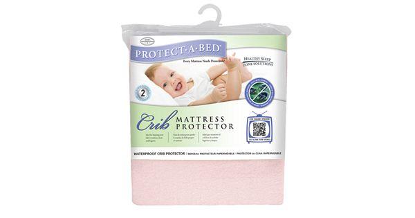 Protect A Bed Crib Mattress Protector