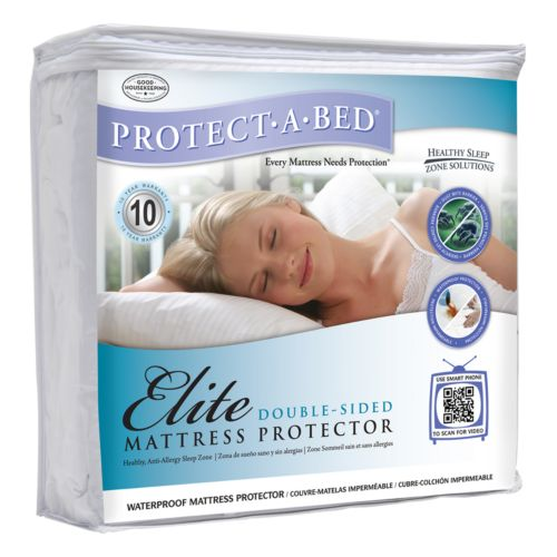 Protect A Bed Elite Double Sided Deep Pocket Mattress Protector