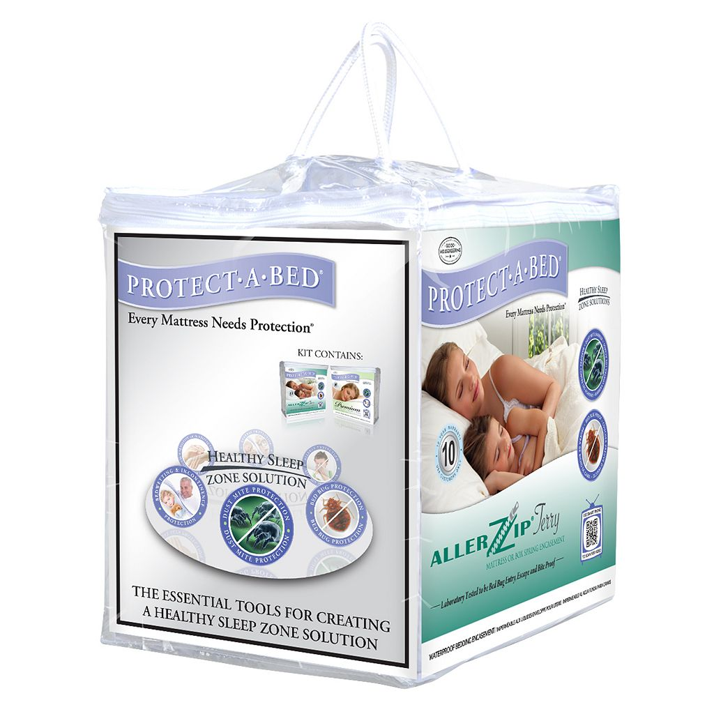 Protect-A-Bed 2-pc. Healthy Sleep Zone Solution Kit