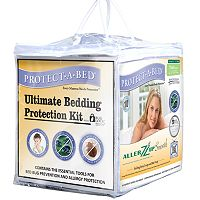 Protect-A-Bed 4 pc Ultimate Bed Bug Protection Kit