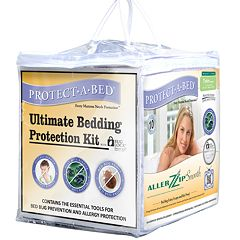 Protect-A-Bed 4-pc. Ultimate Bed Bug Protection Kit
