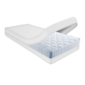encasement box bed bedbug that fabric proof mattress can spring study and of bugs bite protector encasements central through feed a testing bug