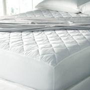 Sealy 300-Thread Count Cotton Sateen Mattress Pad
